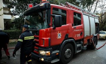 Θεσσαλονίκη: Φωτιά σε πρέσα απορριμμάτων μέσα στο ΑΠΘ