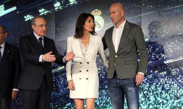 Πέρεθ: «Καλύτερος προπονητής του κόσμου ο Ζιντάν»