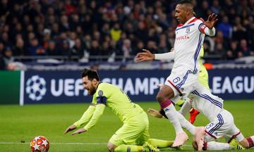 Champions League: Με Μαρσέλο η Λιόν κόντρα στη Μπαρτσελόνα