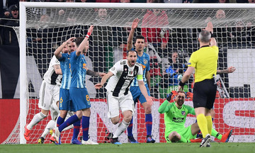 Γιουβέντους - Ατλέτικο Μαδρίτης 3-0: Όλα τα γκολ στο Τορίνο (vids)