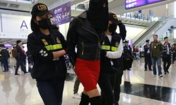 Ειρήνη Μελισσαροπούλου: Η πρώτη φωτογραφία του μοντέλου μετά από 1,5 χρόνο φυλακή στην Κίνα (pics)