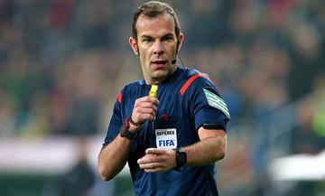 Ο Γερμανός, Μάρκο Φριτζ, διαιτητής στο Παναθηναϊκός - Ολυμπιακός