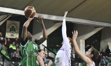 Α2 γυναικών μπάσκετ: Εύκολα ο Παναθηναϊκός