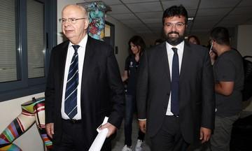 Ο  Βασιλειάδης αναμένει πρωτοβουλίες της ΕΟΚ για να εκτονωθεί η κατάσταση