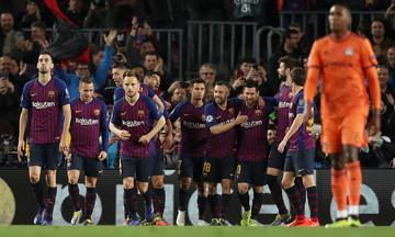 Μπαρτσελόνα - Λιόν 5-1: Όλα τα γκολ της Βαρκελώνης (vids)