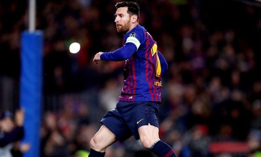 Μπαρτσελόνα - Λιόν 5-1: «Πάρτι» των Καταλανών στο Καμπ Νου (highlights)