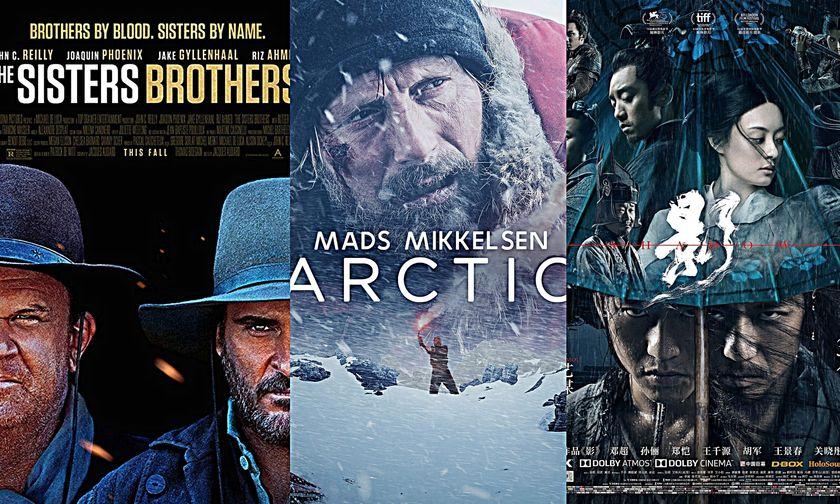 Νέες ταινίες: Οι Αδελφοί Σίστερς, Arctic, Σκιά