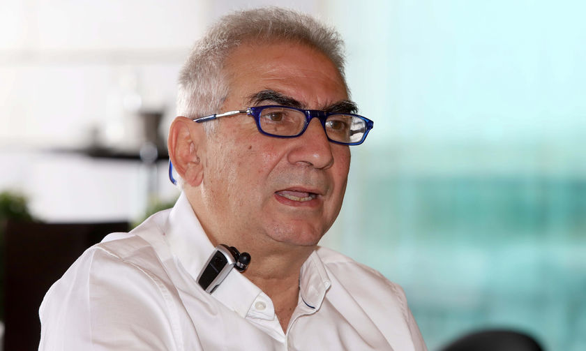 Συμεωνίδης: Συνεχίζουμε με Έλληνες διαιτητές