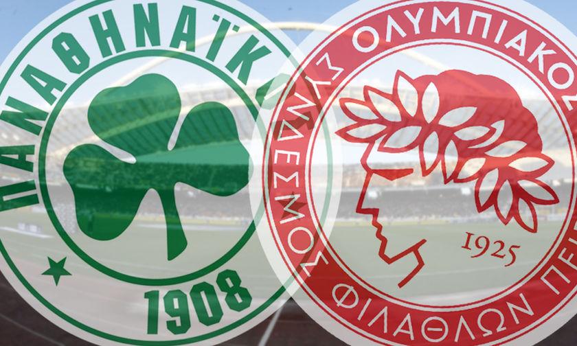 ΠΑΟ - Ολυμπιακός: Το απίστευτο με τις «πράσινες» νίκες και το σημάδι για «διπλό»!