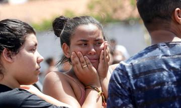 Μακελειό σε σχολείο της Βραζιλίας με οκτώ νεκρούς και 20 τραυματίες (vid)