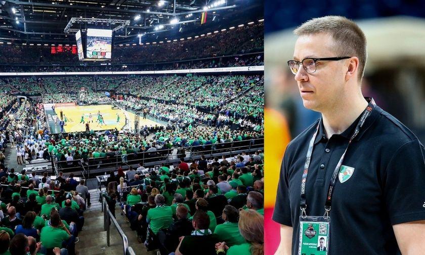 Η Ζαλγκίρις θετική στο να παίζει μόνο στη EuroLeague