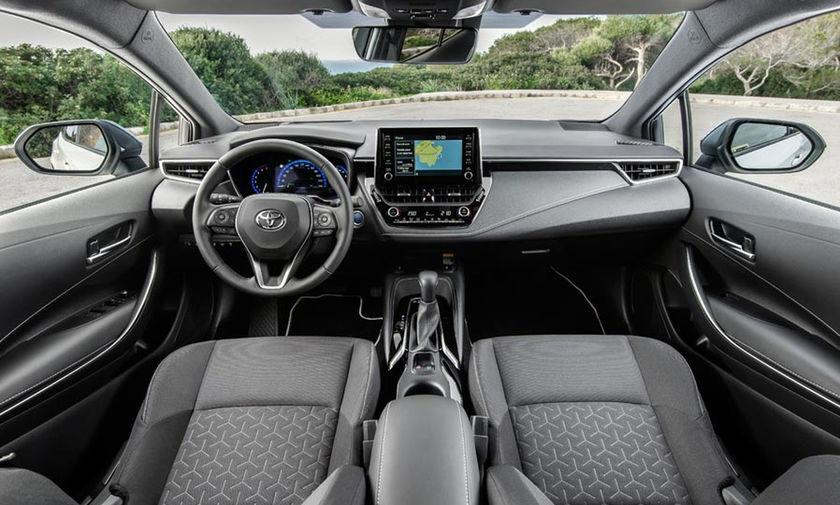 H Toyota πατεντάρισε αντικλεπτικό δακρυγόνο!
