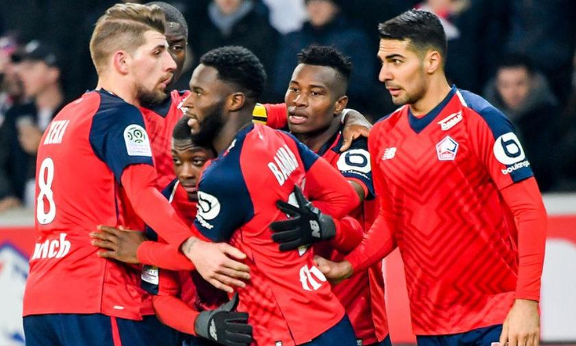 Γκολ στην Ιταλία-Νίκη για Λιλ στη Γαλλία