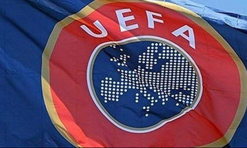 Οριστικά η Ελλάδα στην 14η θέση της UEFA