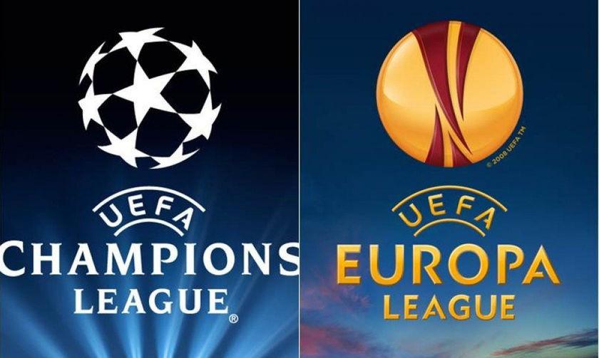 «Κληρώνει» για τους «8» του Champions League και του Europa League