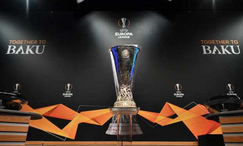Αυτά είναι τα τέσσερα ζευγάρια του Europa League