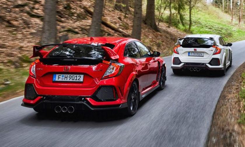 Γιατί το νέο Honda Civic Type R έχει τρεις εξατμίσεις;