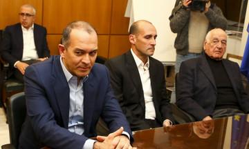 Με ένταση ξεκίνησε η σύσκεψη για το ελληνικό μπάσκετ υπό τον Βασιλειάδη