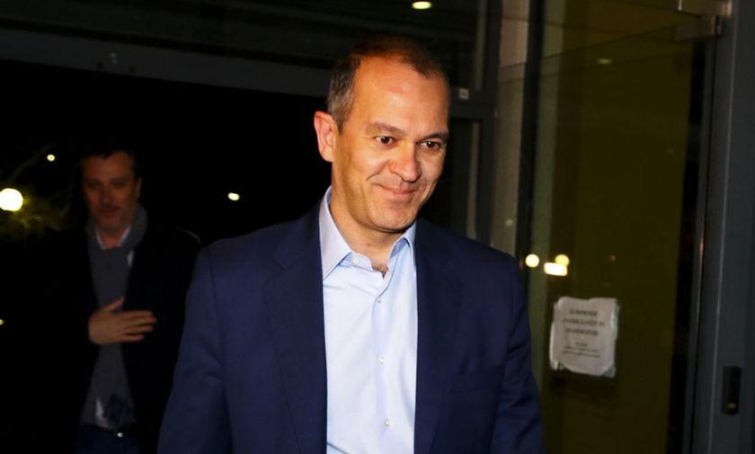 Αγγελόπουλος σε Γιαννακόπουλο: «Άσε το σόου και κάτσε κάτω»