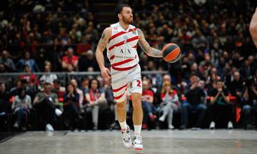 Euroleague: Ο Τζέιμς MVP της 26ης αγωνιστικής