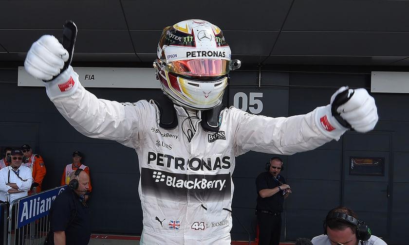 Δοκιμαστικά Αυστραλίας: Πήρε την pole position ο Χάμιλτον