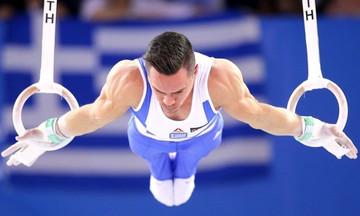 Δεν πάει στην Πολωνία για το Ευρωπαϊκό Ενόργανης Γυμναστικής ο Πετρούνιας