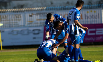 Football League: Νίκη στο 90' ο Κισσαμικός, 1-0 την Κέρκυρα (αποτελέσματα, βαθμολογία, highlights)