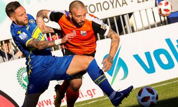 Αστέρας Τρίπολης-Λαμία 0-0: Τα Highlights του αγώνα (vid)