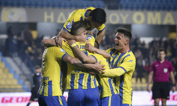 Το πέναλτι-γκολ του Μπαΐροβιτς για το 1-0 του Παναιτωλικού (vid)