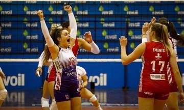 Ολυμπιακός - Μαρκόπουλο 3-0: 19η νίκη στο Μαρκόπουλο