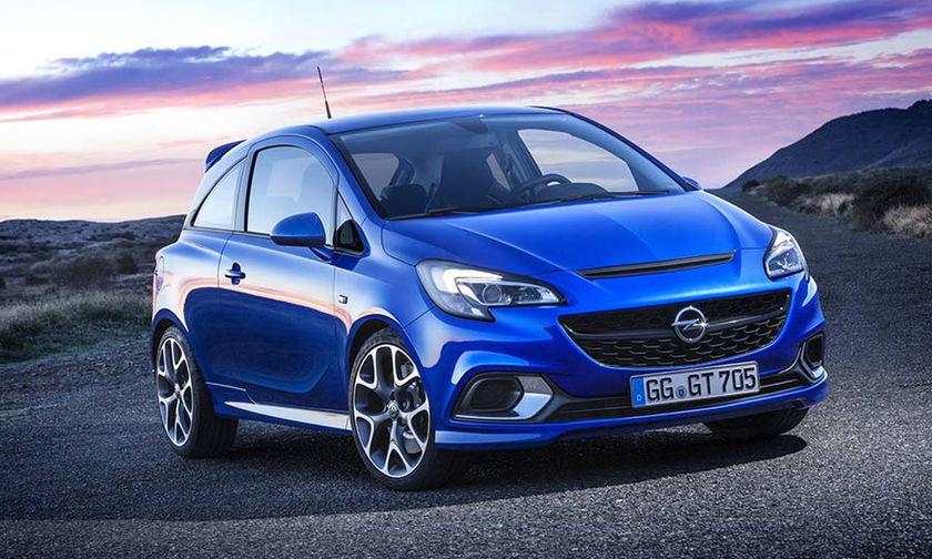 Με ηλεκτροκινητήρα το νέο Opel Corsa OPC