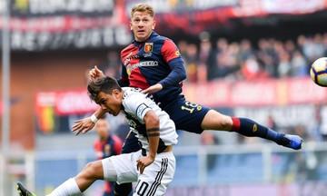 Serie A: Πρώτη ήττα της Γιουβέντους στο πρωτάθλημα