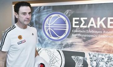 Ολυμπιακός-Παναθηναϊκός: Έκλεισε το φύλλο αγώνα στον ΕΣΑΚΕ (vid)
