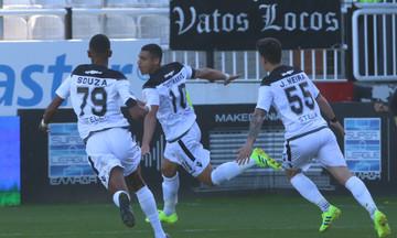 OΦΗ- Λεβαδειακός 2-0: Νίκη ανάσα για τους Κρητικούς (highlights)