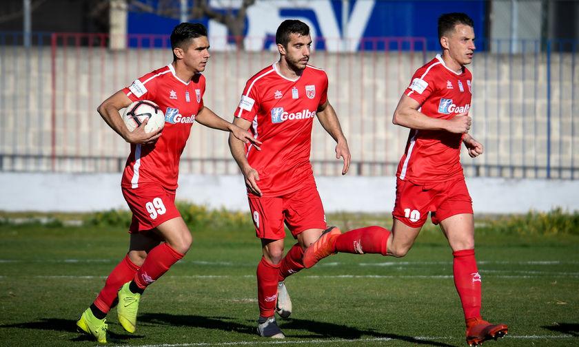 Football League: Νίκη με «τριάρα» ο Βόλος κόντρα στη Σπάρτη (βαθμολογία, αποτελέσματα, highlights)