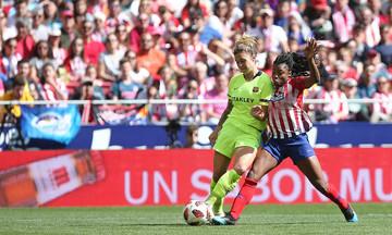 Σε ματς γυναικείου ποδοσφαίρου κόπηκαν 60.739 εισιτήρια! (vid)