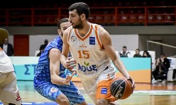 Basket League (19η αγωνιστική): Ο Προμηθέας εύκολα τον Χολαργό (αποτελέσματα, βαθμολογία)