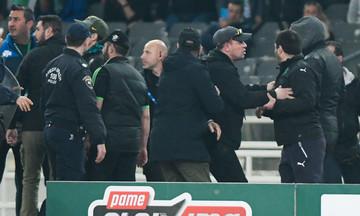 Ολυμπιακός: Με μαχαίρι ένας από τους εισβολείς οπαδούς του Παναθηναϊκού!