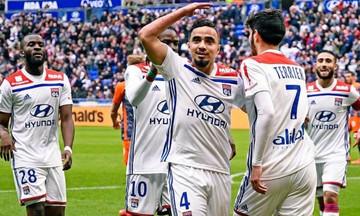 Ligue 1: Ελπίζει για τη δεύτερη θέση η Λιόν