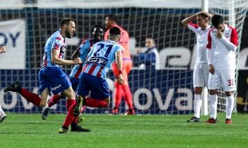 Πανιώνιος - Ξάνθη 1-0: Ο Μαξίμοβιτς έδωσε τη νίκη