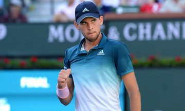 Indian Wells: Ο Τίεμ νίκησε τον Φέντερερ για το πρώτο Masters της καριέρας του! (vid)