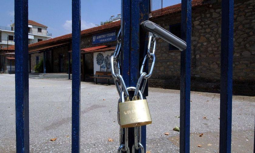 Κλειστά σχολεία - Καταλήψεις και πορείες