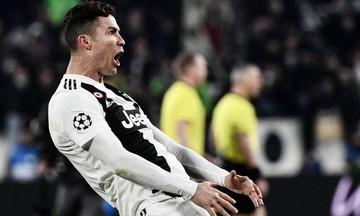 Δίωξη της UEFA για τον πανηγυρισμό του Ρονάλντο