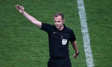 Φριτζ: Aν το ματς γινόταν στη Γερμανία, θα το διέκοπτα στο 5ο λεπτό