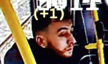 Αυτός είναι ο «σφαγέας της Ουτρέχτης» - Τούρκος 37 ετών αναζητείται από τις αρχές (pic)