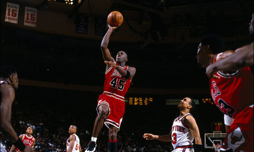 Michael Jordan, η επιστροφή