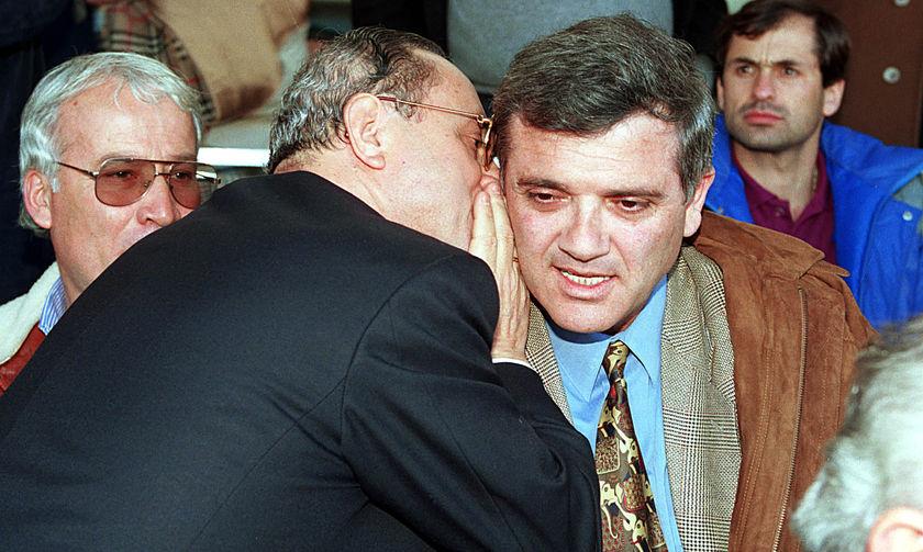 Σύλλογοι και άνθρωποι του αθλητισμού αποχαιρετούν τον Θανάση Γιαννακόπουλο
