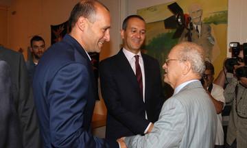 Συλλυπητήρια της ΚΑΕ Ολυμπιακός για τον θάνατο του Θανάση Γιαννακόπουλου