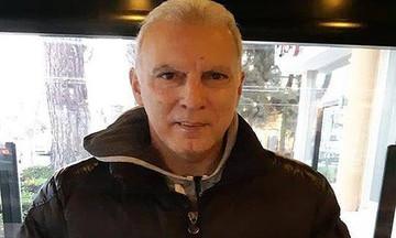 Το «αντίο» του Νίκου Γκάλη στον Θανάση Γιαννακόπουλο (pic)