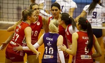 Το πρόγραμμα του Final-4 στις Σέρρες: Πρώτα το Ολυμπιακός - ΑΕΚ